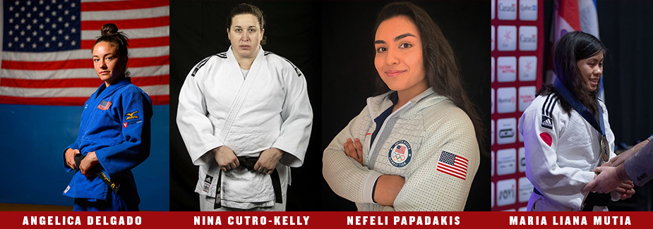 Four American Female Athletes Awarded The Rusty Kanokogi Fund For The Advancement Of U.S. Judo in 2021 After A Yearlong Pause Due To The 2020 Global Coronavirus Pandemic